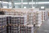 Cable coaxial de tejido de RG6 el 60% para los sistemas de interior de CATV/del CCTV
