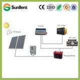 220V100kw del sistema eléctrico solar de la energía del panel solar de los kits del hogar de la red