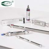 Mi série cylindre à air standard ISO6432 Mini vérin pneumatique Dsnu cylindre en acier inoxydable