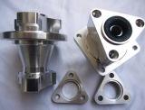 Часть точности подвергая механической обработке алюминиевая