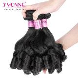 Yvonne-unverarbeitete Jungfrau-Haar-Extensions-neue Beschaffenheit Fumi Haar-Birnen-Blume