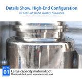 Máquina de emulsão da boa qualidade da fonte, misturador de Shearp para o champô, cosmético, emulsivo conveniente