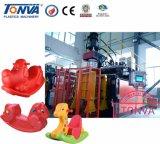 Extrusão de plástico de moldagem por sopro de brinquedos para bebés Rocking Horse tornando as máquinas