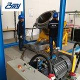 Außendurchmesser-Eingehangenes bewegliches hydraulisches (elektrisch) spaltete Rahmen-/Rohr-Ausschnitt und abschrägenmaschine - Sfm4860h auf