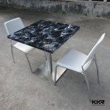 Tabela de cozinha de pedra artificial da mobília do restaurante