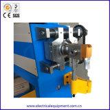 Linea di produzione elettronica di alluminio del collegare macchina del cavo elettrico dell'espulsione
