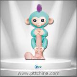 2017년에 아이들, 전자 원숭이 장난감, 재고 작은 물고기 원숭이를 위한 최고 크리스마스 선물