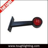 E-MARK 12V/24V LED rojo y blanco venerar a la luz para camiones