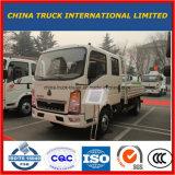 4*2 de Lichte Vrachtwagen van HOWO met Lading LHD/Rhd