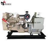 motore marino dell'imbarcazione di 6bt5.9-GM80 80kw Dongfeng Cummins per il gruppo elettrogeno