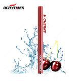 Commerce de gros 500bouffées E cigarette Vape stylo jetable