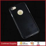 iPhone 8 аргументы за PU нового PC TPU типа прибытия гибридного кожаный/8 добавочное/случай телефона iPhone x