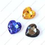 宝石類のアクセサリ(3005)のためのハート形の水晶石