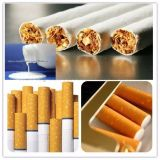Adhésif liquide blanc pour cigarette