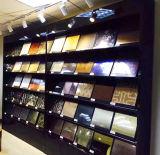 Geprägte hohler Titanfarben-Edelstahl-dekorative Platte des vorstand-201