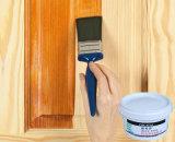 Échantillon gratuit de haute performance en bois couleur mastic polyester