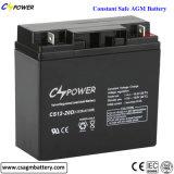Batteria al piombo 12V20ah della Cina, per UPS/Alarm/Lighting