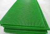 La reja de la fibra de vidrio de GRP FRP, fibra refuerza la reja del plástico