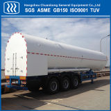 Kälteerzeugendes Sauerstoff-Stickstoff-Argon-Straßentankfahrzeug-Transport-Becken