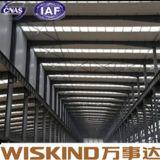 Modèle préfabriqué par pente de structure métallique de bâti en métal de Q345b en acier