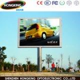 Pleine couleur Outdoor haute Brightnessv P10 LED affichage publicitaire