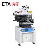 Fachmann-halb automatischer Lötmittel-Pasten-Bildschirm-Drucker-Hersteller