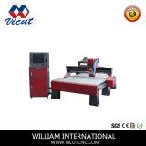 Única maquinaria de Woodworking da máquina do router do CNC da cabeça