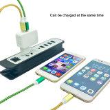 신제품 Sindvor iPhone x를 위한 이중 홈 USB 충전기