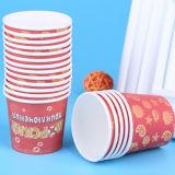 Anqing-4oz gedruckter Tee-Papiercup-Hersteller