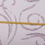 Tessuto lavorato a maglia del materasso e del cuscino del jacquard con il tatto morbido