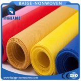 Chemical Nonwoven Fabric 100% virgem de PP Nonwoven Fabric