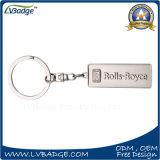 Personifiziertes weiches Decklack-Metall Keychain