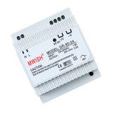 bloc alim. de bloc d'alimentation de commutation de longeron de 60W DIN avec du ce RoHS garantie 24VDC 2.5A de 2 ans