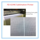 prix industriel de machine d'impression de sublimation de têtes de 1.9m 4PCS Epson 5113