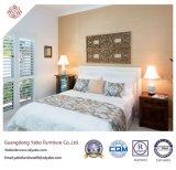 Empfindliche Hotel-Schlafzimmer-Möbel mit Bettwäsche-Raum stellten ein (YB-H-4)
