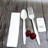 Fourche et cuillère remplaçables biodégradables Composable de vaisselle de couverts de la Chine
