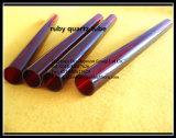 Chaufferette rouge de tube de verre de quartz