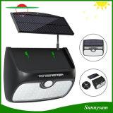 Indicatore luminoso solare separabile esterno & dell'interno del sensore di movimento di illuminazione di soccorso 48 LED PIR