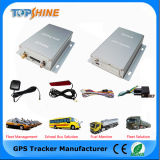 GM/M GPS GPRS suivant le dispositif avec le rail en temps réel