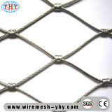 Flexibler Edelstahl-handgemachtes Kabel-Ineinander greifen