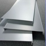 Großhandelspuder-Mantel-feuchtigkeitsfeste dekorative Streifen-Aluminiumdecke