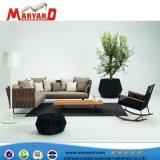 Для использования вне помещений Быстрый сухой набивки из пеноматериала подушки дивана из тикового дерева