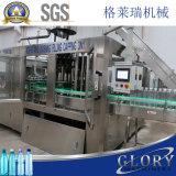 A linha de produção de enchimento de água pura