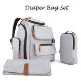 Детский набор подушек безопасности Diaper мама рюкзак с ремнями Stroller изменение блока