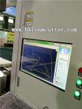 自動サイクルの刃CNCの輪郭の泡の打抜き機