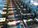 Rouleau en mousse de PU Latte de rouleau de porte de l'obturateur formant la machine