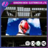 Mur visuel extérieur de P10 DEL pour la publicité