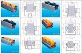 Trilho do rolo para o armazenamento do armazém/trilha do rolo
