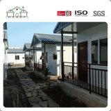 プレハブの小さいホーム低価格ライト鋼鉄別荘の家