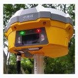 Receptores satélites de Rtk GPS, receptor do GPS, base do GPS e maçaroqueira